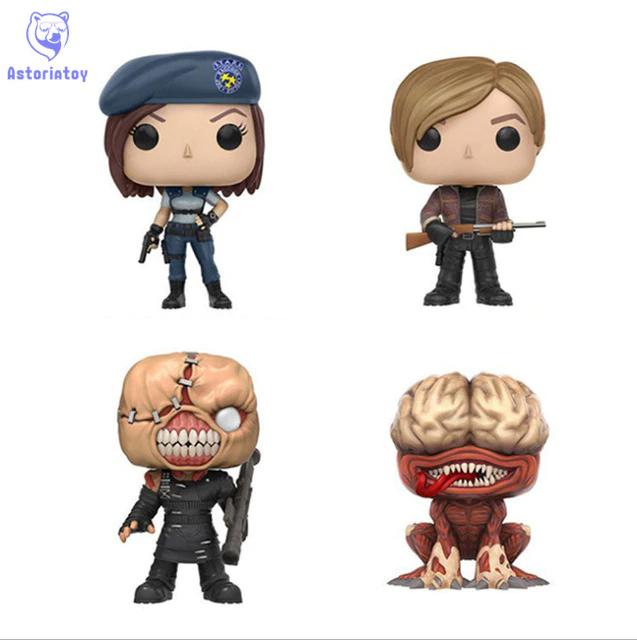 Cabezones Resident Evil 10 Cm