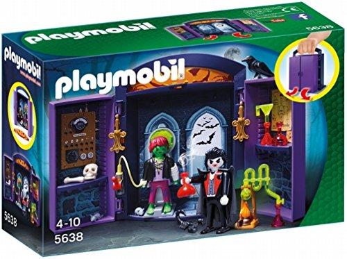 Playmobil Cofre Casa Encantada