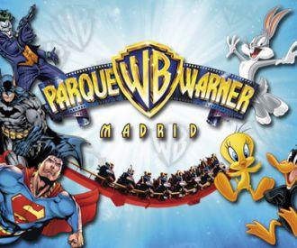 30% de descuento en Parque Warner Madrid