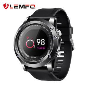Lemfo T2 Reloj Inteligente IP68 Impermeable Frecuencia Cardíaca