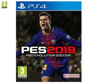 Pro Evolution Soccer 2019 Versión Estándar (Físico - Alcampo Alcalá de Henares - Recogida gratuita)