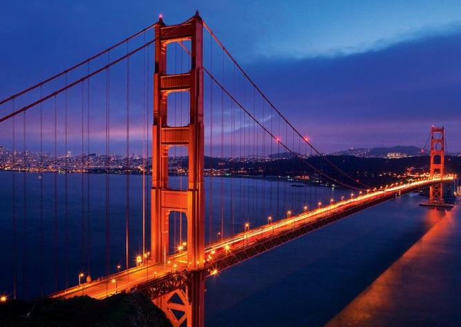 Vuelos Barcelona - San Francisco desde 237€ ida y vuelta