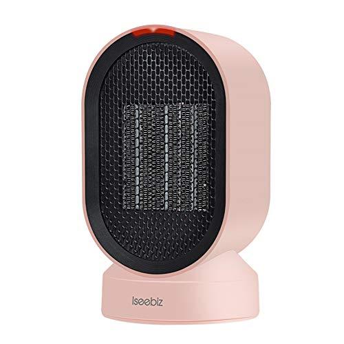 Iseebiz 600W Calefactor Bajo Consumo Ceramico