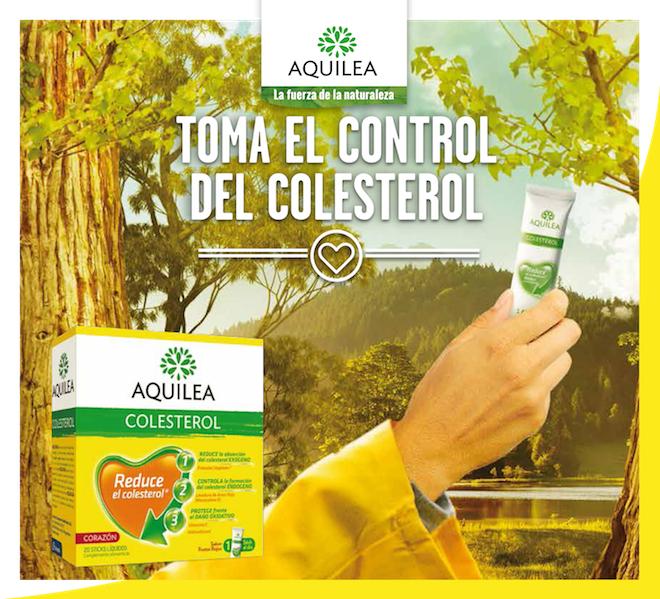 Prueba gratis Aquilea Colesterol (reembolso)