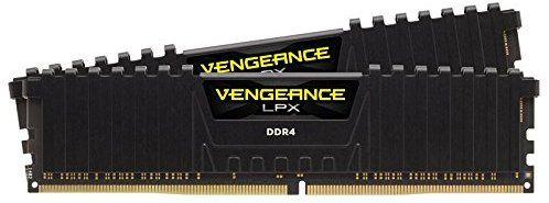 KIT 16GB DDR4 3000 CL16 - Corsair Vengeance LPX