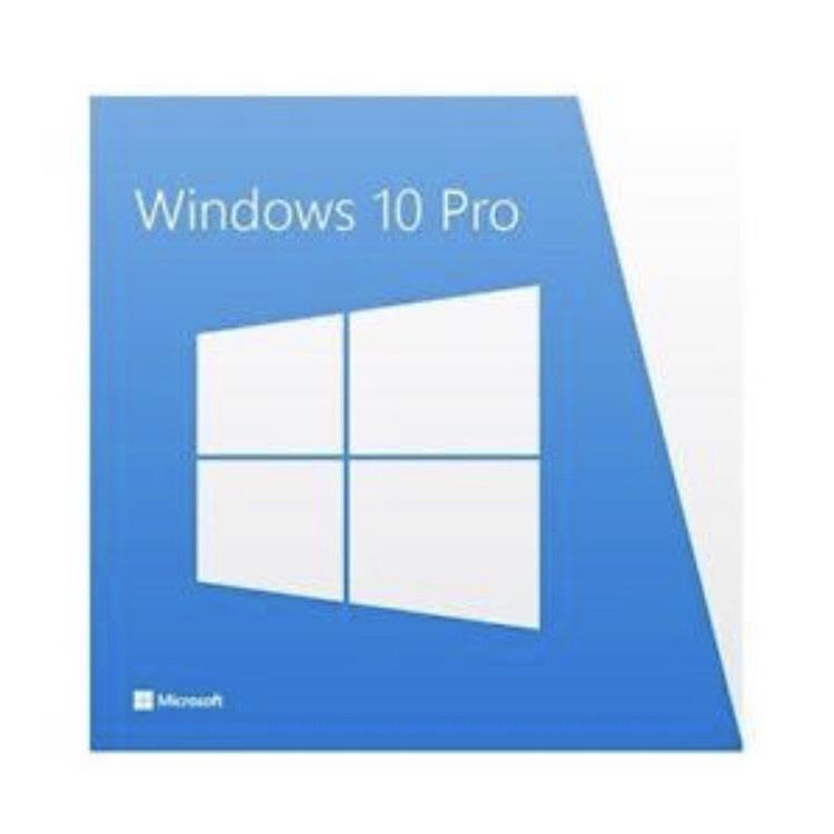 Windows 10 Pro Professional, win 10 pro - 32/64bit - key code