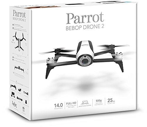 Parrot Bebop 2 - Dron cuadricóptero