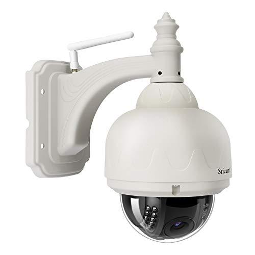 Sricam IP exterior 360º solo 24.9€
