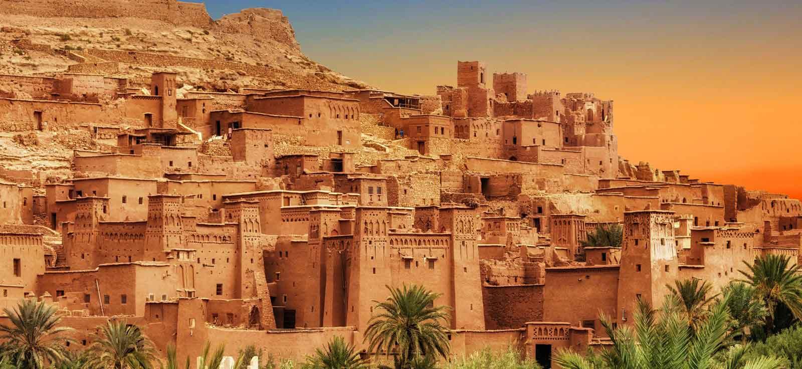 Vuelos ida y vuelta Madrid a Marruecos 16€