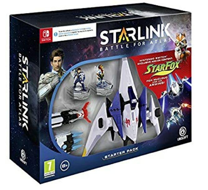 Starlink battle for atlas switch Starter pack