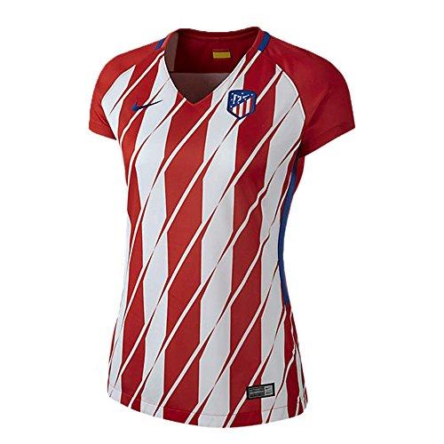 Camiseta Mujer Atletico de Madrid 2017/2018 Tallas XS y S