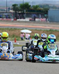 MOTORLAND ARAGÓN (del 15 al 17 de marzo): Campeonato de España de Karting (GRATIS)