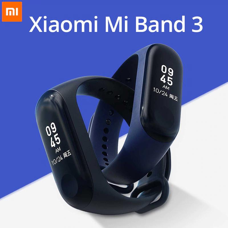 Xiaomi Mi Band 3 14€ desde China y 16€ desde España