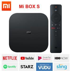 Xiaomi Mi box S Android TV - Desde España