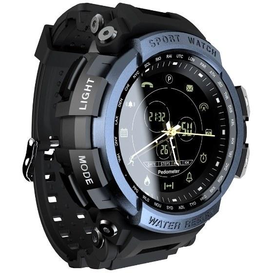 Reloj inteligente LOKMAT MK28 1.14 pulgadas de pantalla BT4.0