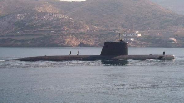 PONTEVEDRA: Puertas abiertas al Submarino Mistral (Viernes 22 de marzo)