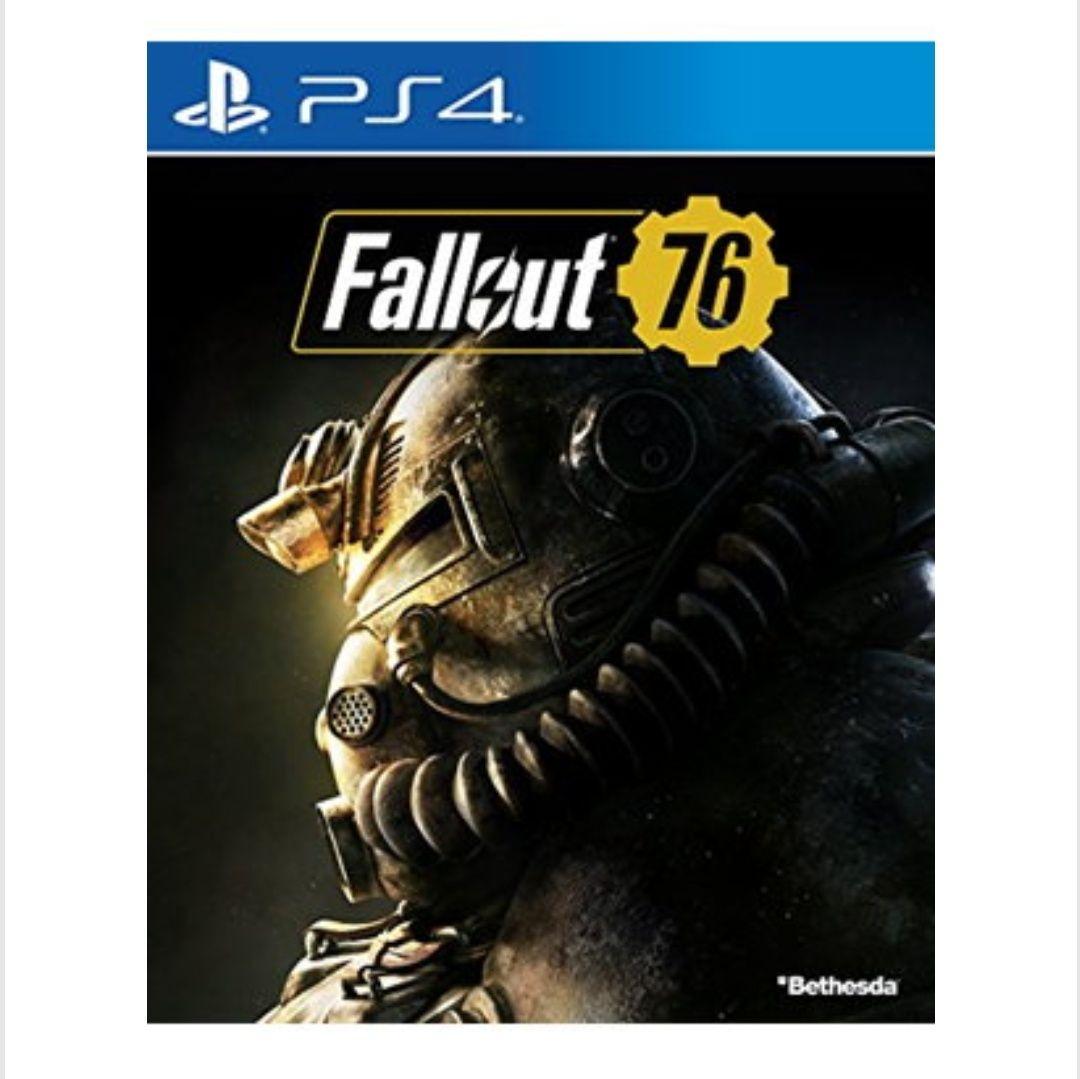 Fallout 76 FÍSICO para PS4 desde UK