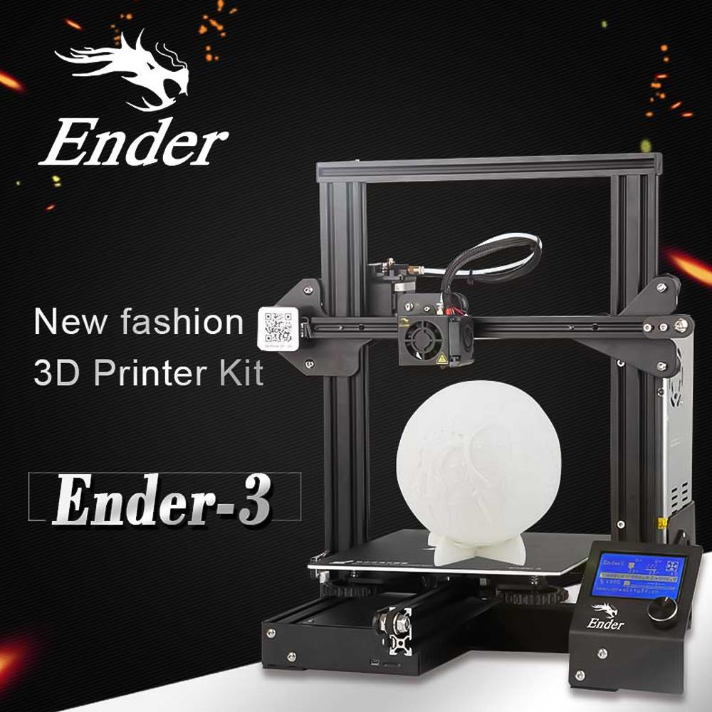 ¡Impresora Creality 3D Ender 3 desde Europa!