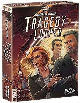 Tragedy Looper  Juego de mesa