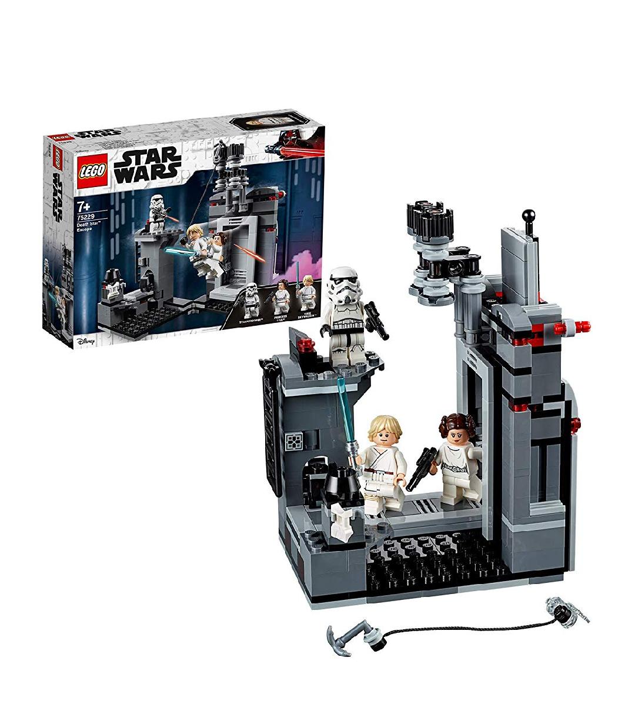 LEGO Star Wars - Huida de la Estrella de la Muerte
