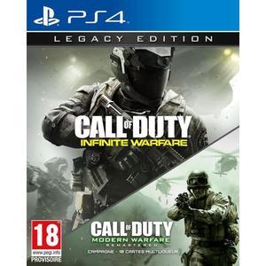 Call of Duty Infinite Warfare + Modern Warfare para PS4 a 10,50€
