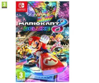 Mario Kart 8 Deluxe|Nintendo Switch|Alcampo Jerez