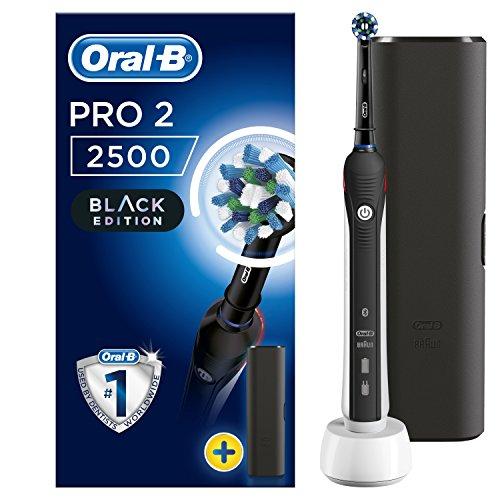 Oral-B PRO 2 2500 CrossAction Cepillo eléctrico recargable