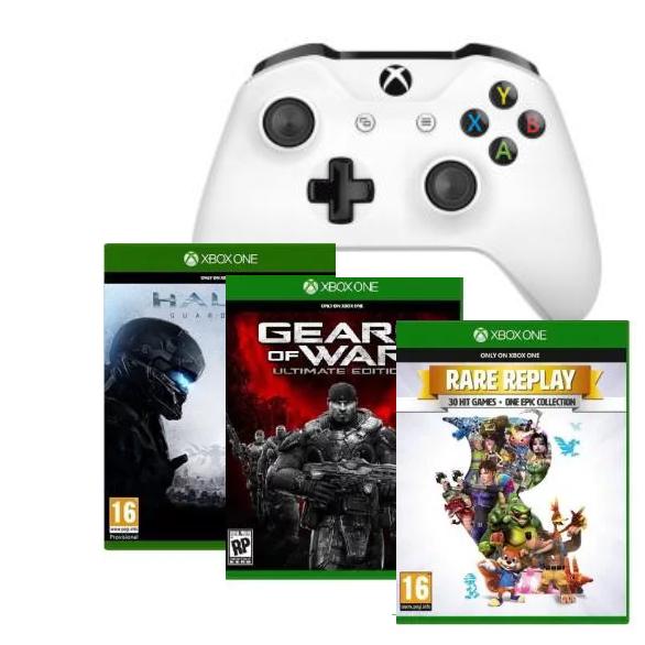 Mando Xbox one+ 3 juegos digitales