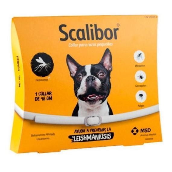 Collar Scalibor 48cm 14.74€ 65cm 16.85€