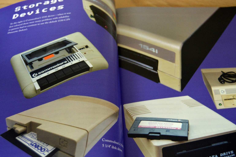 GRATIS:  La historia del Commodore 64 en píxeles