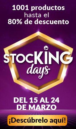 Stocking days en Embargos a lo Bestia
