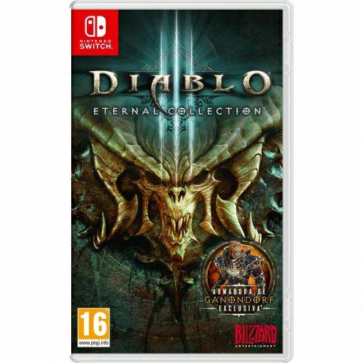 Oferta Diablo 3 switch carrefour y mediamark
