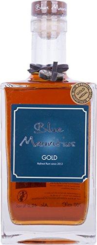 Ron Blue Mauritius Gold - 700 ml.