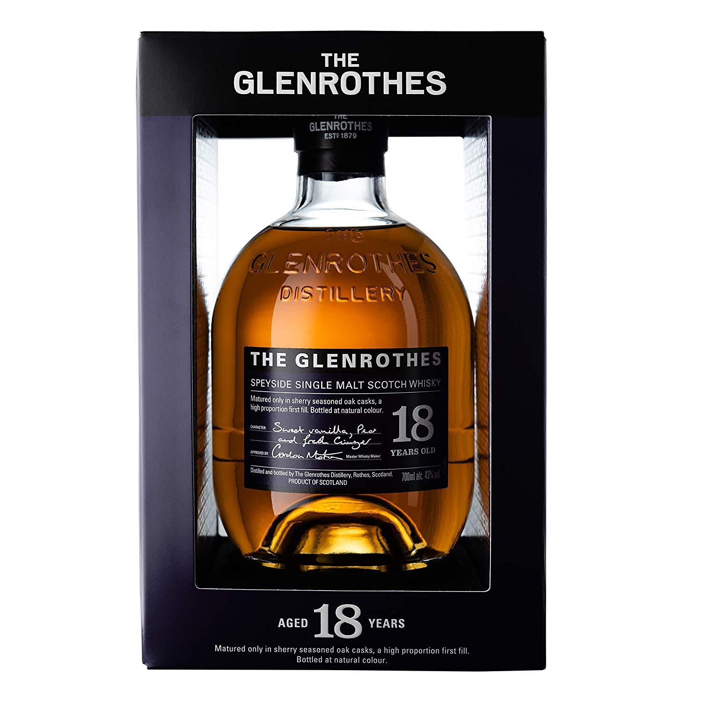 The Glenrothes 18Y Whisky Single Malt - 700ml