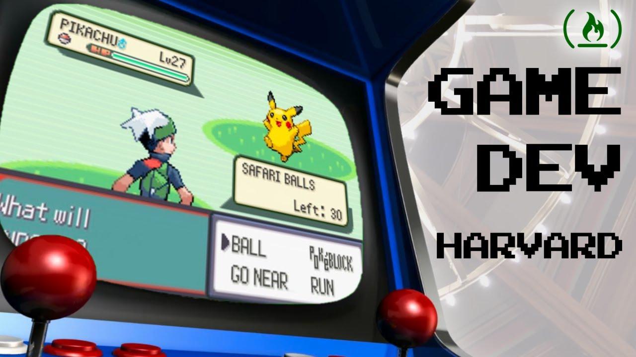Curso:  Desarrollo de videojuegos con ejemplos de Pokémon, Flappy Bird, Supermario y otros)