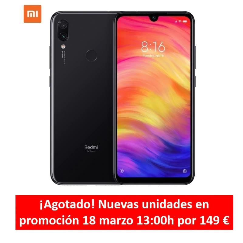 [Versión Española] Xiaomi Redmi Note 7  32 GB 3 GB - A las 13:00h