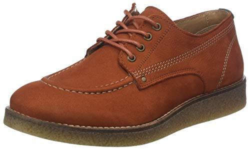 Kickers Zeland, Zapatos de Cordones Derby para Mujer - Talla 36 ambos colores