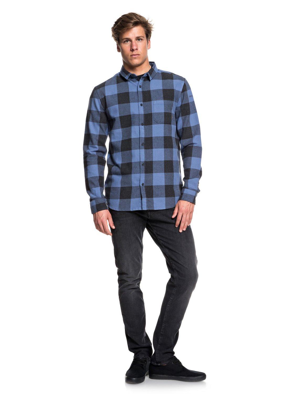 Camisa de manga larga Quiksilver 3 colores