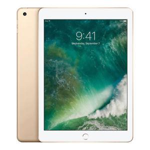 "NUEVO Apple iPad (2017) 32GB 9.7"" Sólo wifi ORO Garantía internacional"