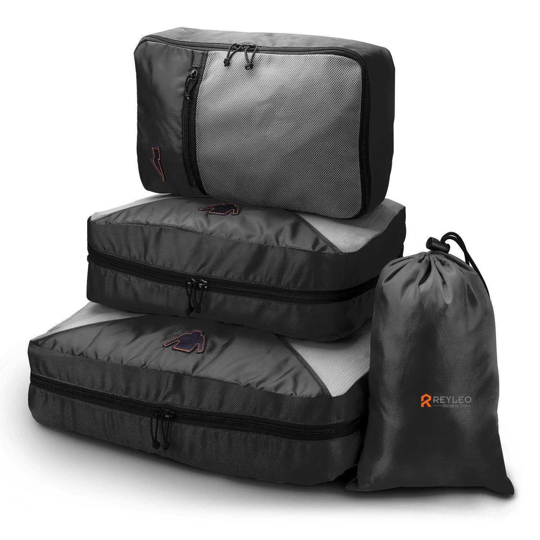 4 bolsas Organizadoras viaje solo 4.9€
