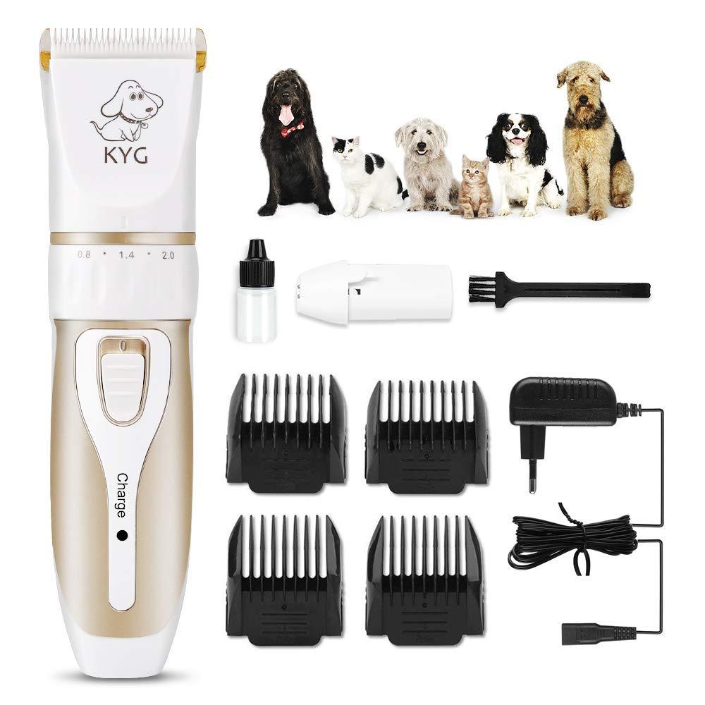 Cortapelos para Perros/Mascotas eléctrico bajo Ruido y vibración