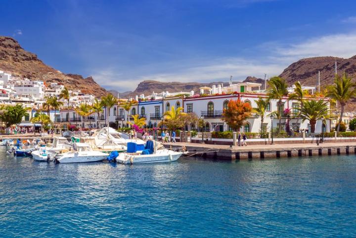 Vuelos a Gran Canaria desde la Península desde 30€ (ida y vuelta)