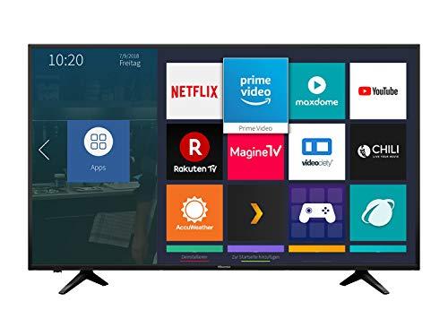"Hisense H65AE6030 - Smart TV de 65"" (4K, HDR, VIDAA U) Amazon"