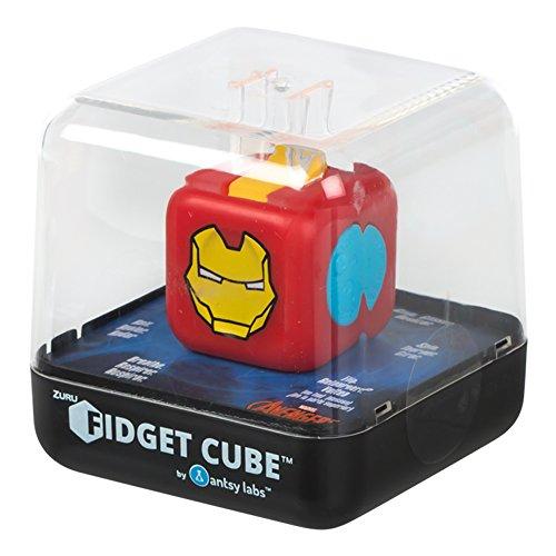 Fidget Cubes Iron Man/ Superman/ Wonder Woman/ Hulk/ Batman / Spiderman por 3€