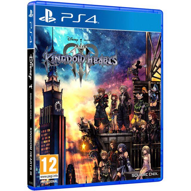 Kingdom Hearts 3 Mínimo histórico