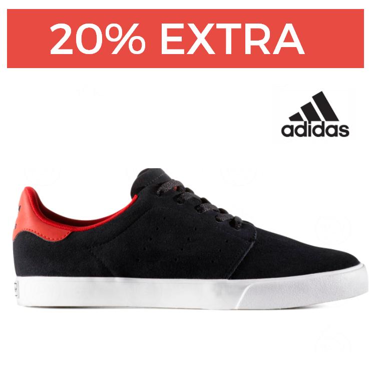 50% + 20% EXTRA en Adidas OUTLET