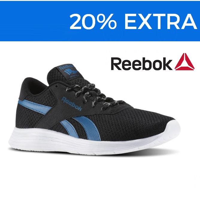 50% + 20% EXTRA en Reebok Outlet