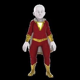 XBOX: Traje de Superhéroe SHAZAM gratis para tu avatar