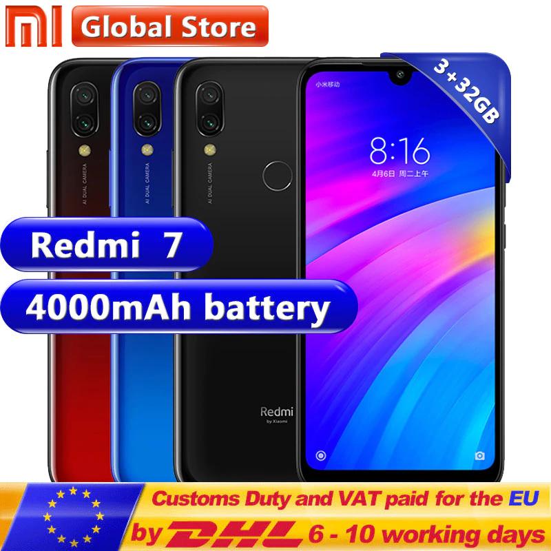 Xiaomi Redmi 7 3 GB 32 GB
