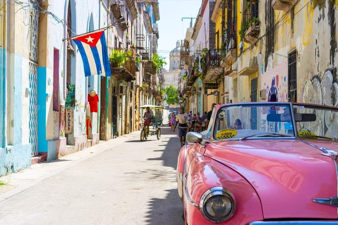 Vuelo directo a Cuba